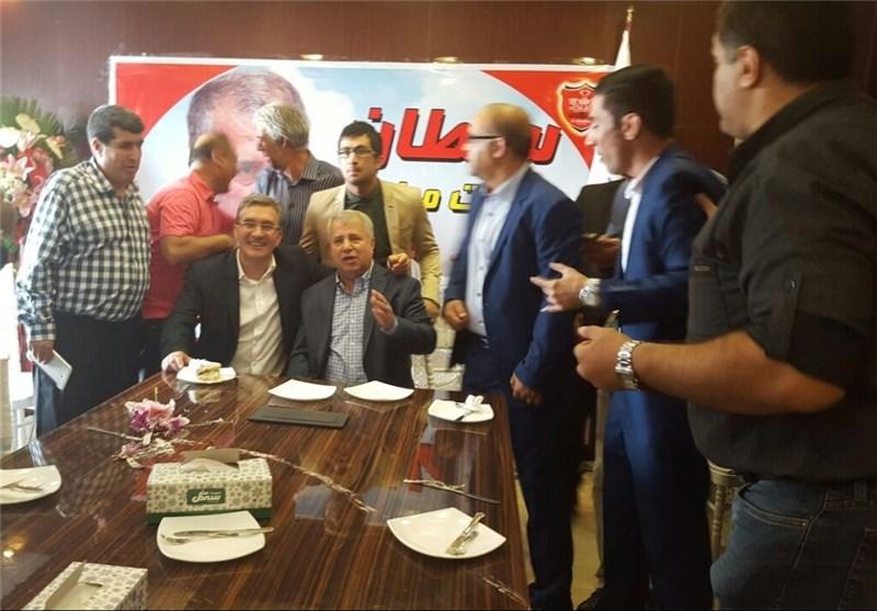 139407011302092456155874 برگزاری جشن تولد پروین و خوردبین با حضور افشارزاده و برانکو + تصاویر