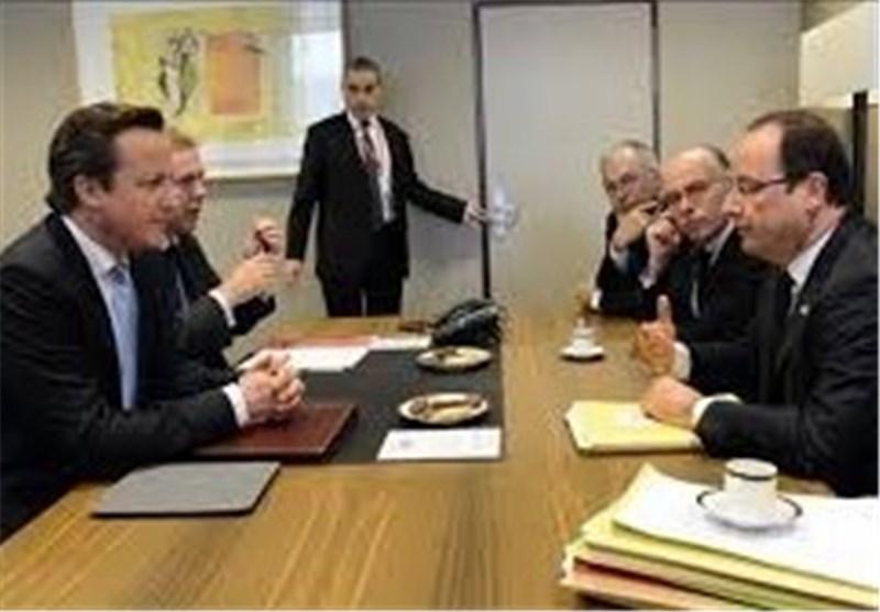 کامیرون وهولاند یؤکدان ضرورة تفعیل العملیة السیاسیة فی سوریا