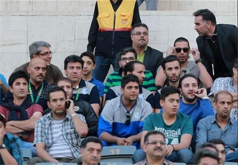 نظریجویباری: کارت زرد داور به حسینی سیاسی بود!/از قدیم گفتند دربی را ببر، حتی اگر قهرمان نشدی