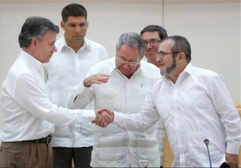 Colombia Reaches New Peace Deal with FARC Rebels