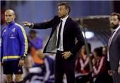 انریکه: باختن به تیمی مثل سلتاویگو خیلی ناراحتکننده نیست
