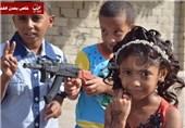 الجوع یهدد ملیون طفل یمنی والاخرین تهددهم الامراض والقنابل