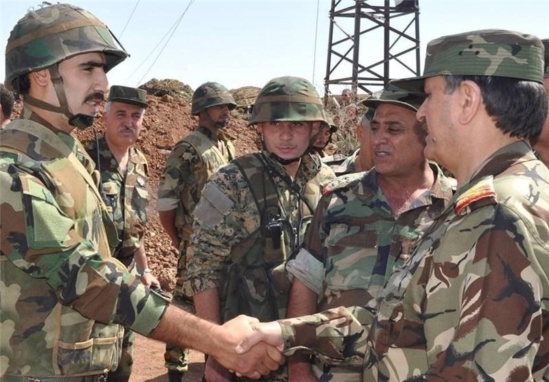 وزیر الدفاع السوری