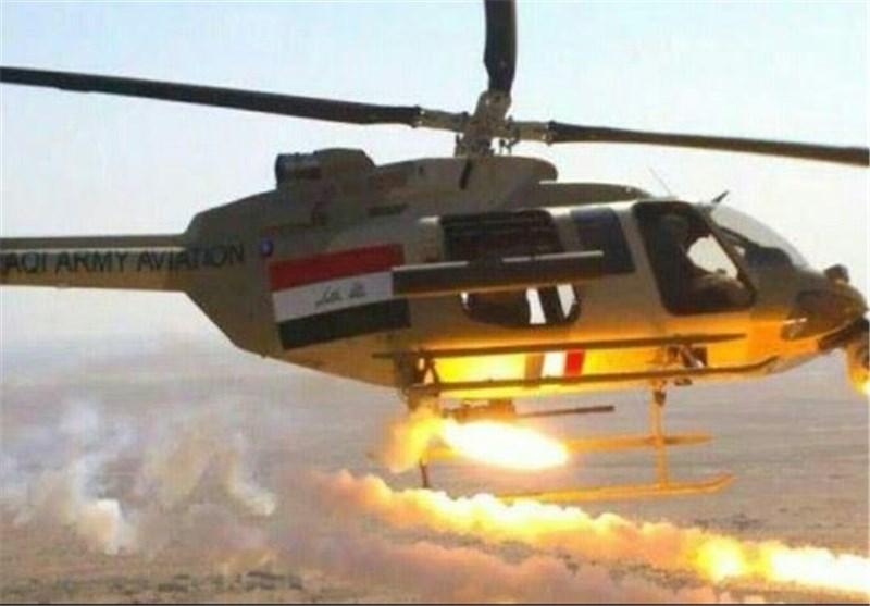 انهدام تونلهای داعش در جنوب موصل