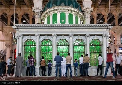 نماز عید قربان در دمشق - سوریه