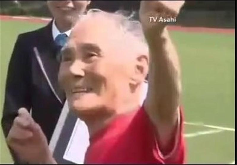 معمر یابانی ینهی سباق الـ 100 متر بـ 42 ثانیة