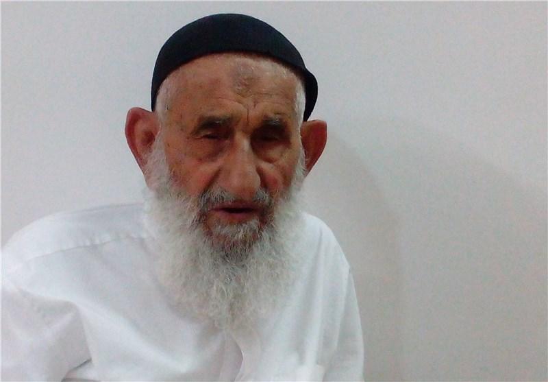 حمایت حجتالاسلام و المسلیمن میر احمد تقوی از رئیسی