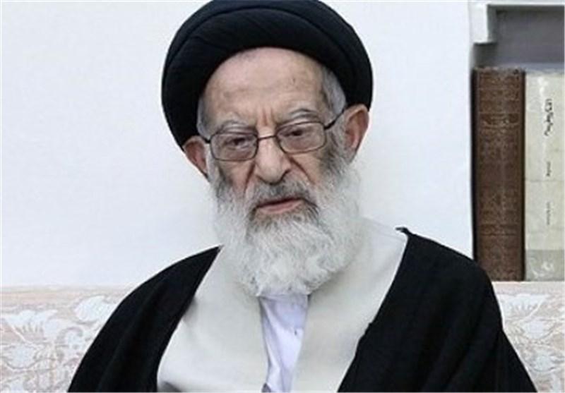 آیة الله شبیری زنجانی یعزی بحادث مقتل الحجاج فی مشعر منى