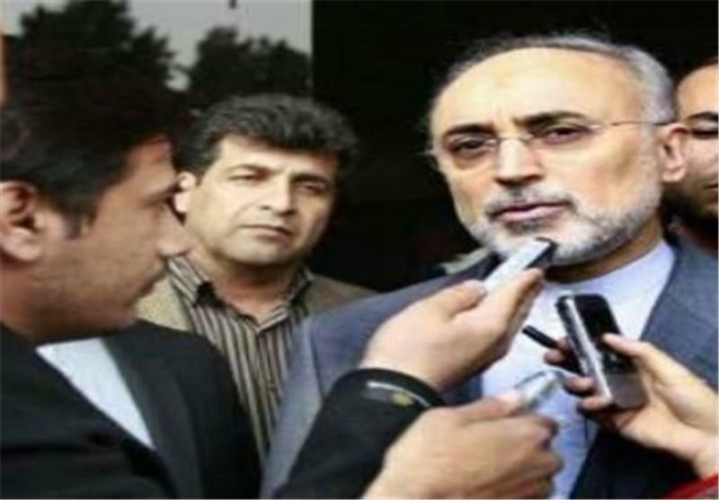 صالحی : تم اعتماد خطوات جیدة فی التعاون مع الوکالة الدولیة للطاقة الذریة