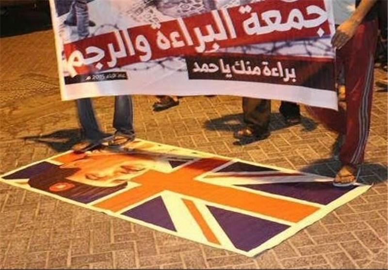 تظاهرات تعمّ أرجاءالبحرین لإعلان البراءة من نظام آل خلیفة
