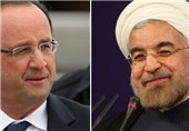 Tehran, Paris to Sign Agreements during President Rouhani's Visit: Hollande's Office