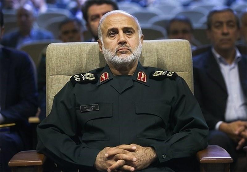 سرلشکر رشید: شهادت دکتر فخری زاده خللی در اراده ملت ایران ایجاد نمی کند