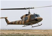 Iran's Military Copter Returns to Service after Overhaul