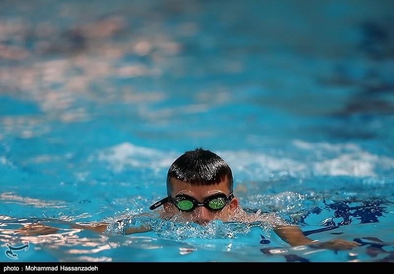 مسابقات بینالمللی شنای امارات| بالسینی رکورد 200 متر پروانه را شکست