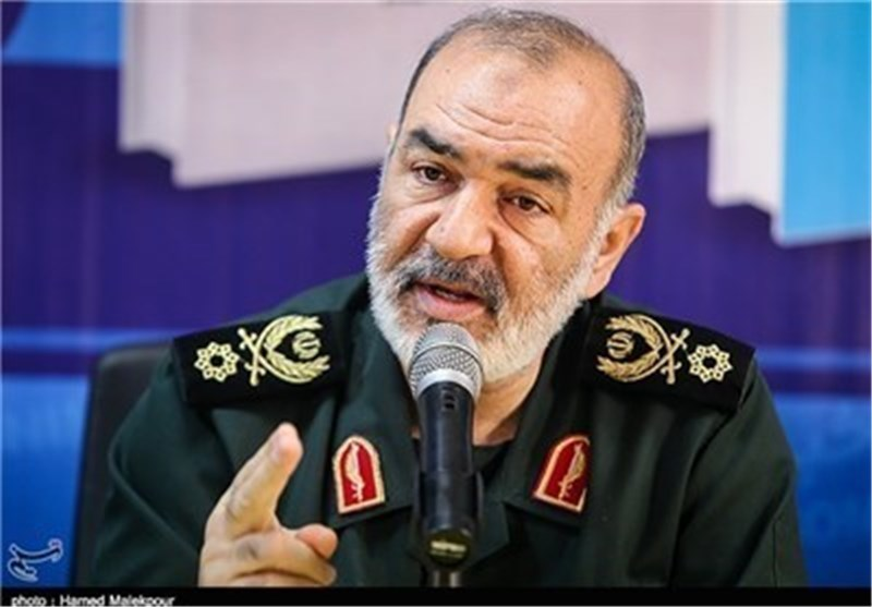 نائب قائد الحرس الثوری: نظام آل سعود البالی غیر مؤهل لاستضافة ضیوف الرحمن