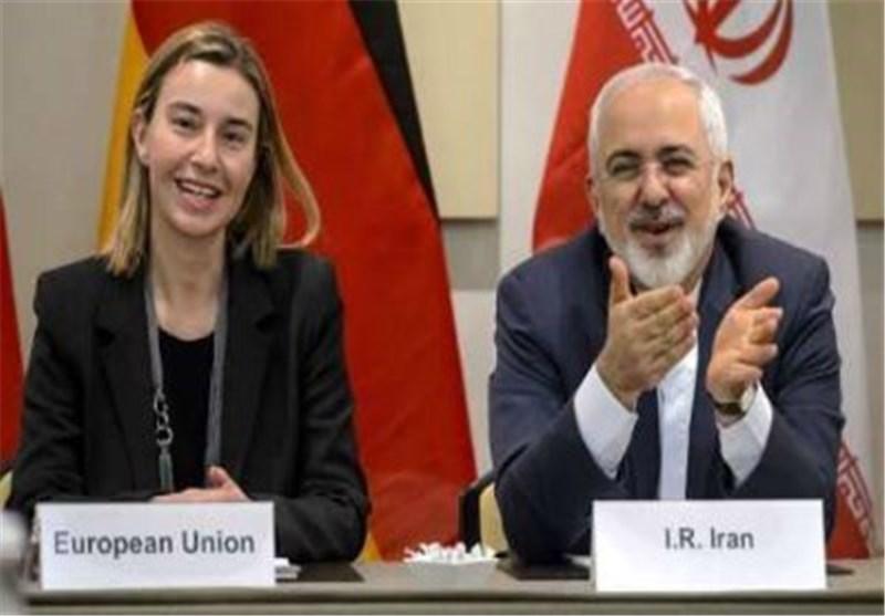 ظریف - موغرینی: الجولة الاولی من المحادثات بین ایران واوروبا ستعقد قبل نهایة عام 2015