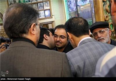 مراسم ختم محسن حاجی حسنی - مشهد