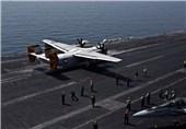 سیانان: یک پهپاد ایرانی تا فاصله 31 متری جنگنده اف-18 آمریکا نزدیک شده است