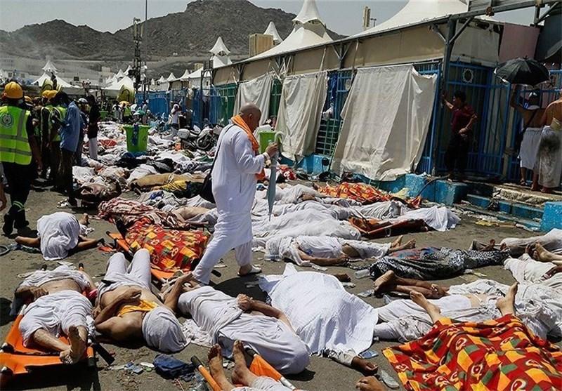 فاجعه مِنا دقیقاً در زمان عزیمت حجاج ایرانی به رمی جمرات رخ داد