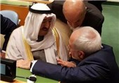 Iran's FM Zarif Pays Tribute to Late Emir of Kuwait