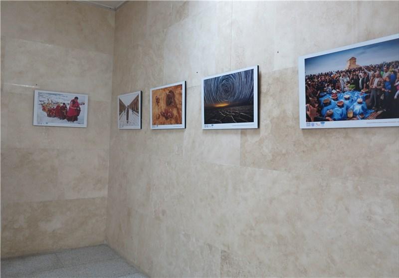 85 اثر منتخب جشنواره خانه دوست در اراک به نمایش درآمد