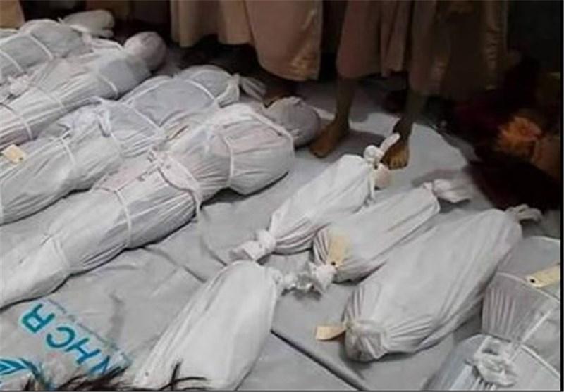 سقوط 14 شهیداً من أسرة واحدة فی صعدة بقصف للتحالف السعودی