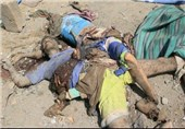 متجاوزان سعودی بیش از 30 بار استان مأرب را بمباران کردند