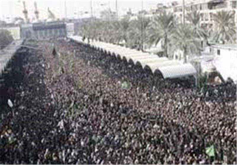 الشرطة العراقیة: جمیع المنافذ مغلقة بوجه المجامیع الارهابیة فی الزیارة الاربعینیة