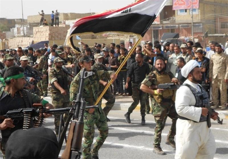 نیروهای مردمی عراق جدید