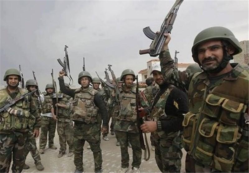 حمله خمپارهای تروریستها به دمشق همزمان با پیشروی ارتش در مناطق مختلف