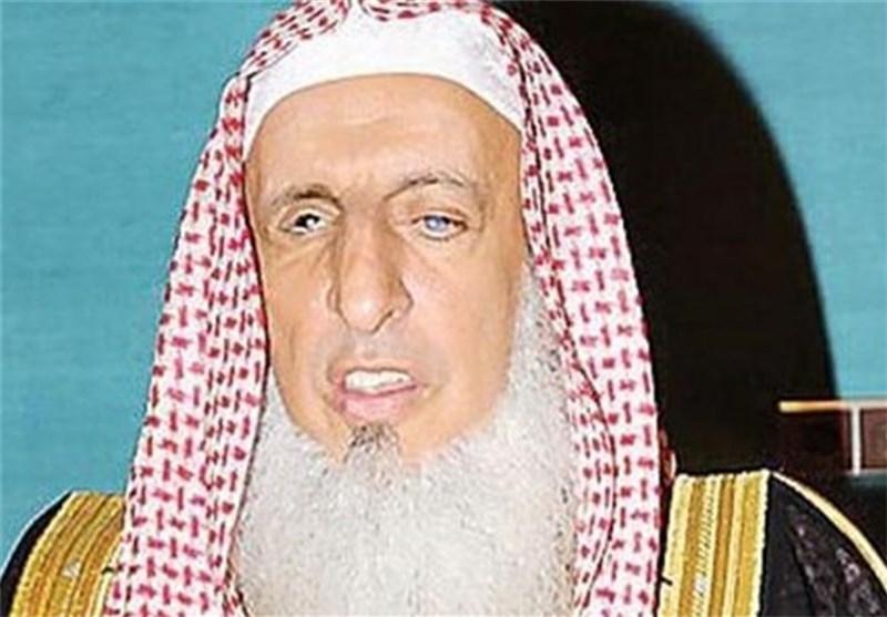 مفتی السعودیة :ال سعود صفوة الله والکثیر یحسدونهم !!