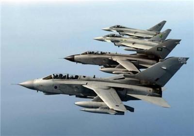 یمن پر سعودی اتحادی افواج کی بمباری میں 5 شہید