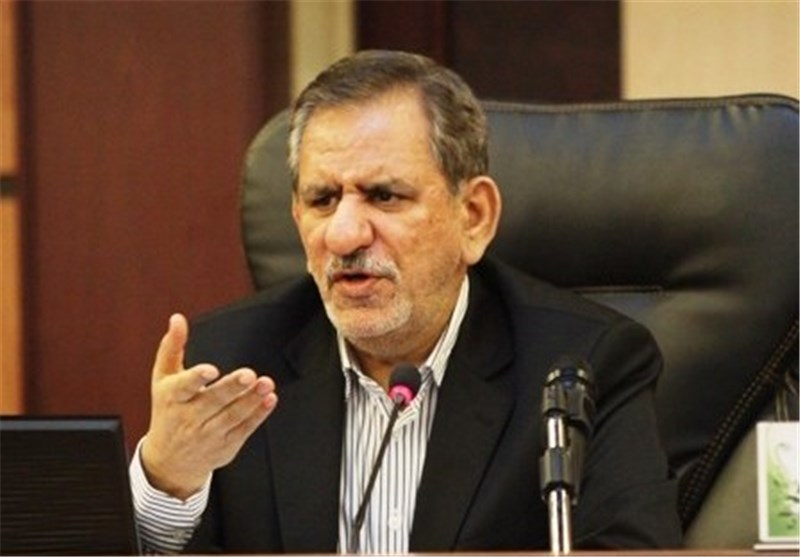 Global Resolve Needed for Fighting Terrorism: Iran's First VP