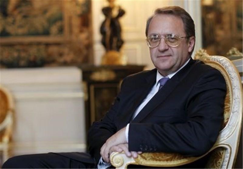 بوگدانوف: نمایندگان دولت و معارضان سوری به مسکو سفر میکنند