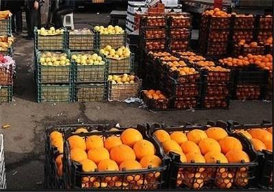 شیوه ناکار آمد  توزیع میوه بازرگانی در جم
