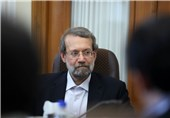 Iran Backs Russian Role in Anti-Terror Campaign in Syria: Larijani