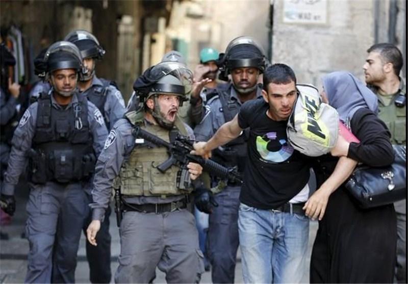 مواجهات فی المسجد الأقصى بین الفلسطینیین وقوات الاحتلال