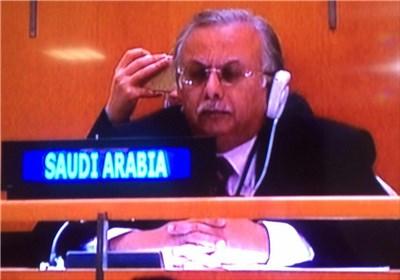 اظهارات ضد ایرانی نماینده عربستان در سازمان ملل