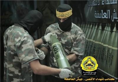 کتائب شهداء الاقصى تطوّر صاروخاً جدیداً بذکرى الانتفاضة