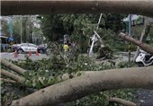 Deadly Typhoon Hits Mainland China after Slamming Taiwan