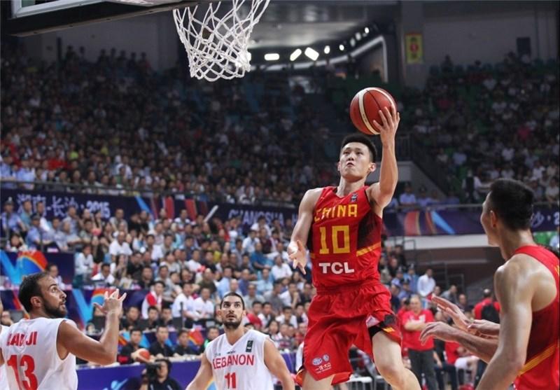 چین قهرمان شد و به المپیک رسید