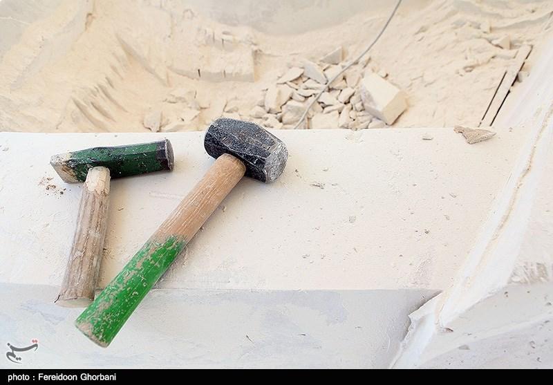 هفتمین سمپوزیوم مجسمه سازی در تهران