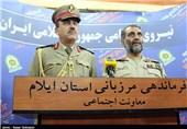 نشست فرماندهان مرزبانی جمهوری اسلامی ایران و جمهوری عراق در ایلام به روایت تصویر