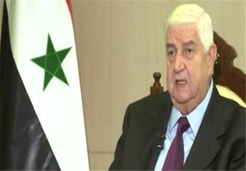 ولید المعلم: لا أوباما ولا غیره قادر على تحدید خیار الشعب السوری