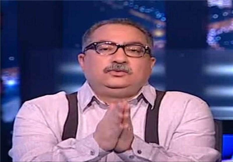"""إبراهیم عیسى: الإعلام المصری """"وهابی"""" مع خصوم السعودیة"""