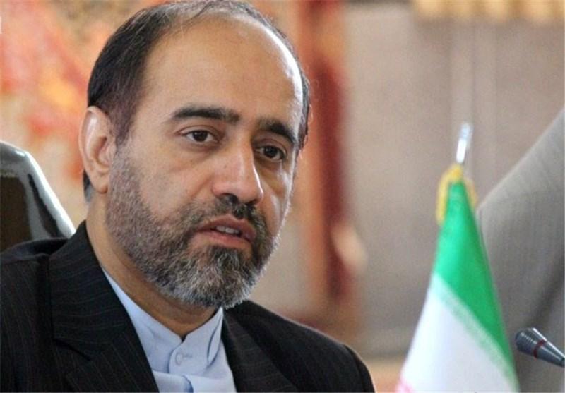 محمد عابدی فرماندار اهر