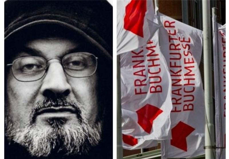 دیپلماسی ایران برای اعتراض به حضور سلمان رشدی در فرانکفورت