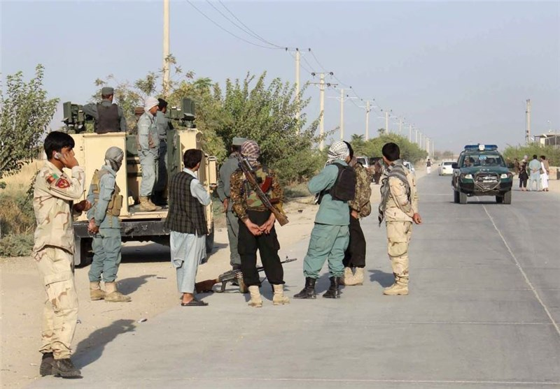 نیروهای افغان 9