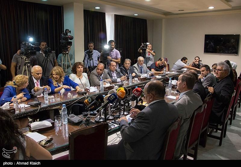 وفد برلمانی فرنسی یزور دمشق