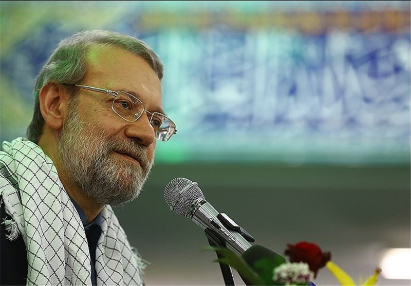 Iran's Larijani Lauds Leader's Role in Maintaining Nuclear Rights